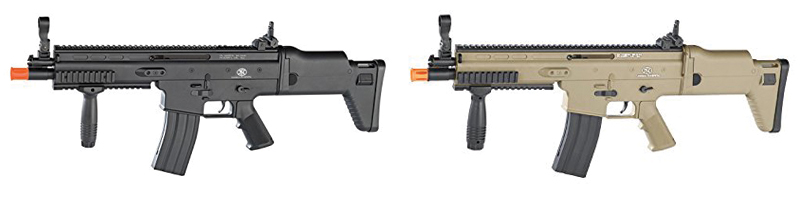 Best Airsoft Guns Under $50
