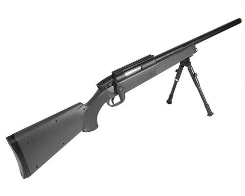 UTG Sport Gen 5 Airsoft Master Sniper Rifle, Black