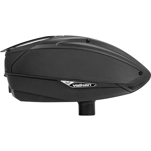 Valken Paintball VSL Tournament Electronic Loader - Black