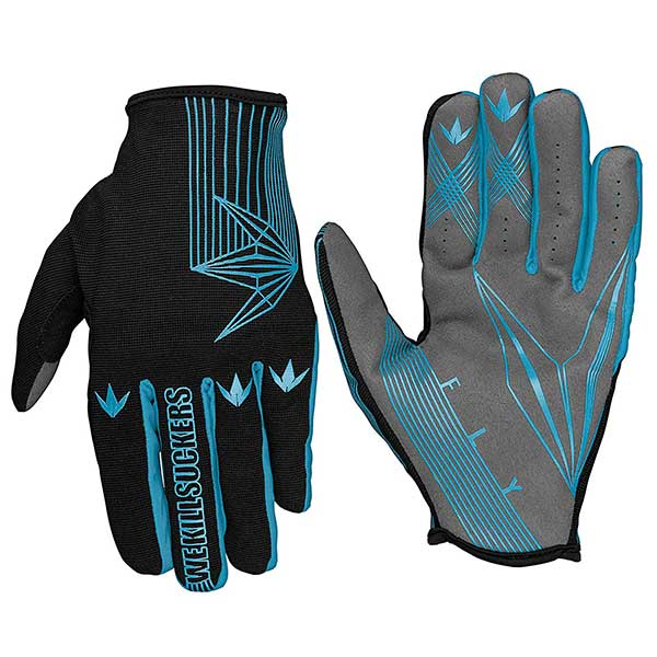 Bunker Kings Featherlite Fly Second Skin Multi-Sport Gloves with Smartphone Friendly Fingertips
