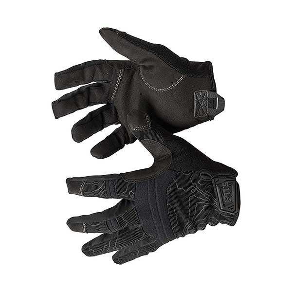 5.11 Competition Shooting Glv Men's Touch Screen Competition Shooting Tactical Glove, Style 59372, Ranger Green